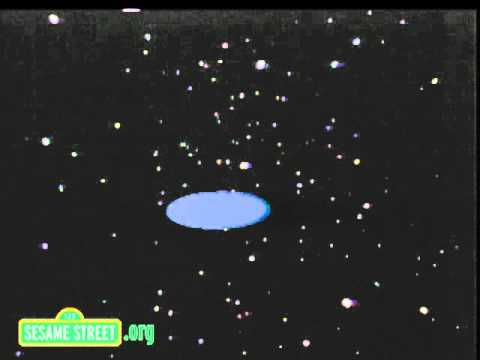 Sesame Street: Outerspace Shapes: Circle
