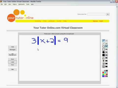 Solve Equations that have Absolute Value