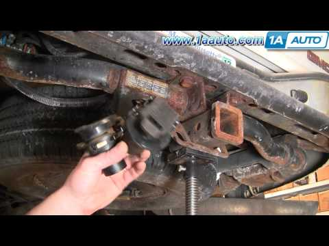 How To Install Replace 8-pin Trailer Harness Connector Silverado Sierra 1999-06 - 1AAuto.com