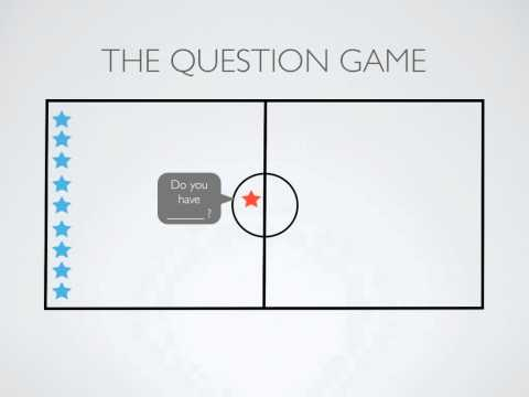 Physical Education Games - The Question Game