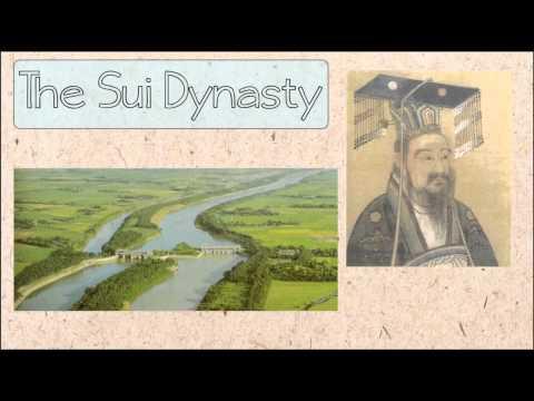DRAFT: Medieval China (Sui, Tang, and Song)