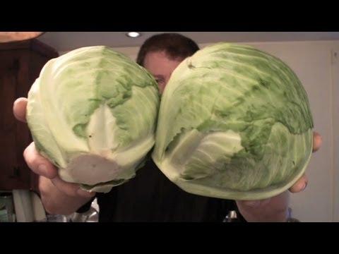 How to make sauerkraut GardenFork.TV