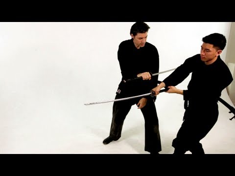 Technique: Kiri Age Variation | Katana Sword Fighting
