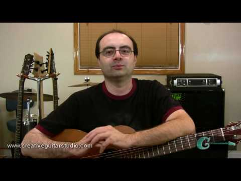 RHYTHM GUITAR: Variations of the 16-Bar Blues