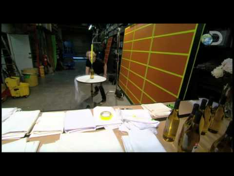 MythBusters - Project Pull Away | Table Cloth Chaos
