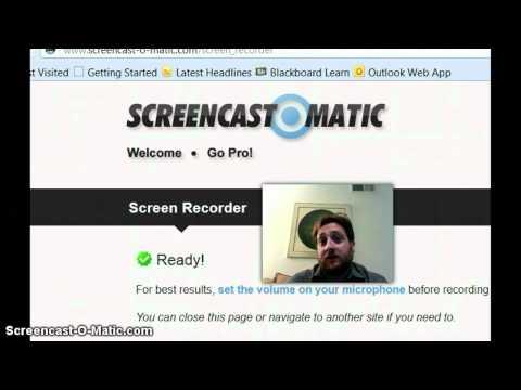 Eric Silk Screencast Intro