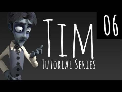 Tim - Pt 06 - Adjusting Proportions, Adding Seams