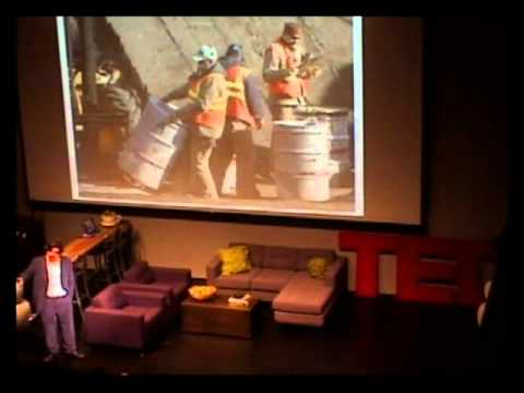 TEDxCreativeCoast - Robert Batchelor - Map Your Story
