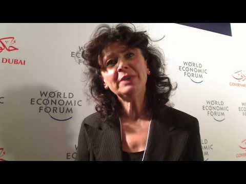 Dubai 2009 Global Agenda Summit - Martina Roth