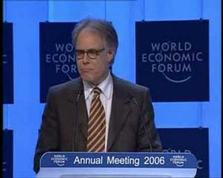 Davos Annual Meeting 2006 - Welcome (French)