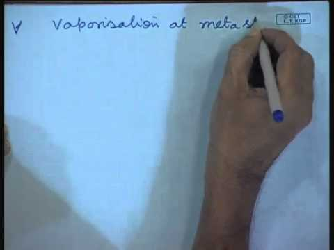 Mod-01 Lec-31 Lecture-31-Different Types of Nucleation