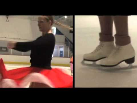 How to Perform Basic Figure Skating Spins
