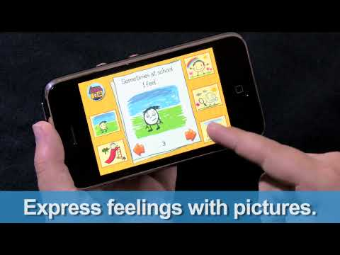 Mister Rogers Make a Journal | App Demo Video | PBS KIDS