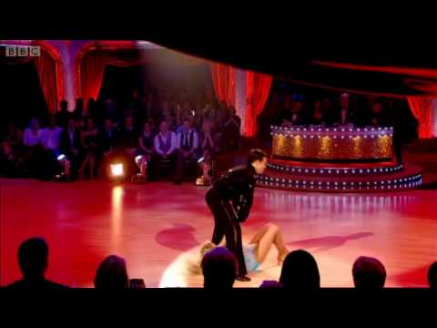 Letitia and Darren's Jive - Strictly Come Dancing - BBC