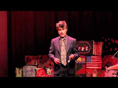 Zart! The Art of Everything from Z to A:  Michael Biddison at  TEDxYouth@CATPickering