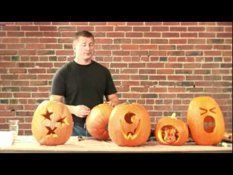 Pumpkin Carving and Power Tools!