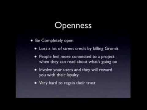 Open Source Developers at Google Speaker Series: Camino