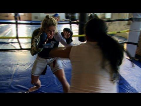 Women's MMA Fighting