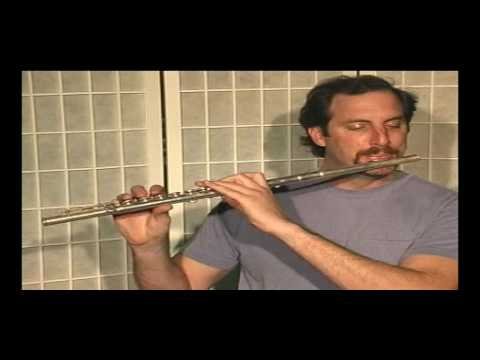 "Flute Lesson - How to play ""Lullaby"" by Brahms"
