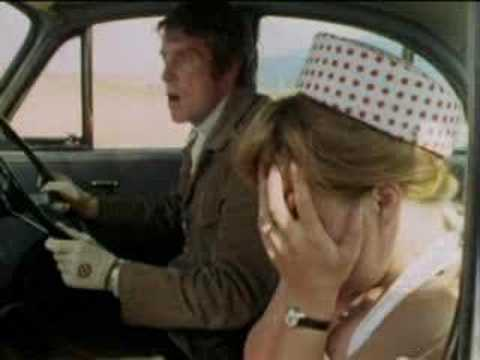 Dog in the car - Some Mothers Do 'Ave 'Em - BBC classic comedy
