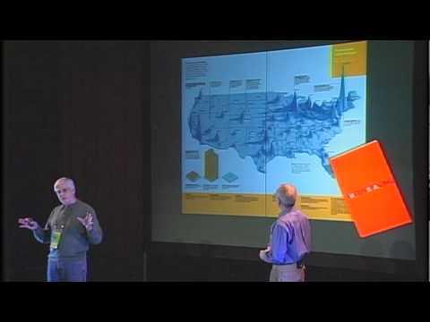 TEDxLeadershipPittsburgh - Reed Agnew & Don Moyer - 11/14/09