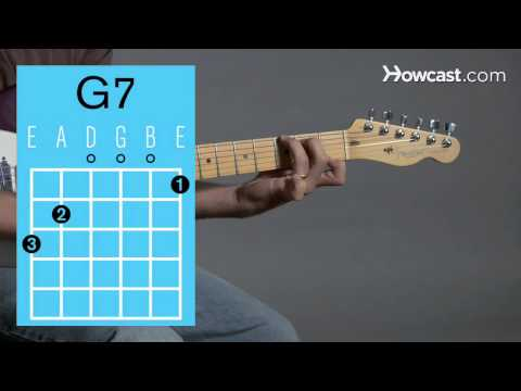 How to Play Guitar: Beginners / Open Chords: G7