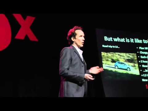 TEDxTucson Jonathan Northover The Future of the Electric Vehicle