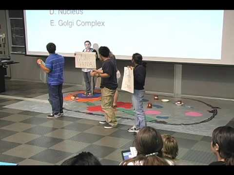 Giant Cell Organelles Demo