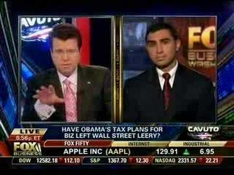Obama's Tax Plan - CAP's Shakir on Fox Business News