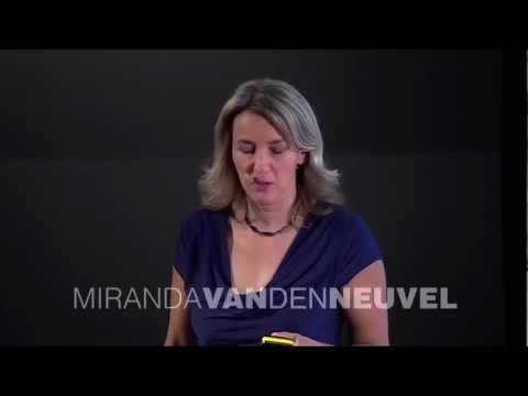 Fail To Succeed: Miranda van den Heuvel at TEDxLuxembourgCity
