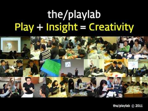 TEDxEwha - Yunjung Kang - PLAY, and something more than that