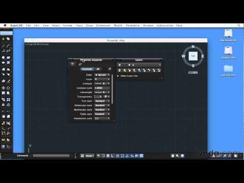 How to customize the AutoCAD interface | lynda.com tutorial
