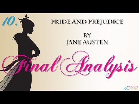 Pride and Prejudice by Jane Austen -- IN/CONCLUSION -- from 60second Recap™