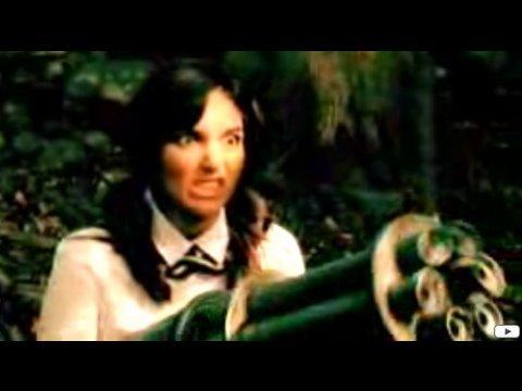 Machine Gun Girl Film : BFX : Original Short