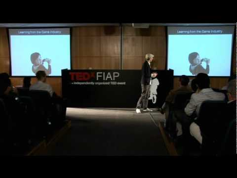 "TEDxFIAP - Benjamin Joffe - ""Can the next Steve Jobs be brazilian?"""
