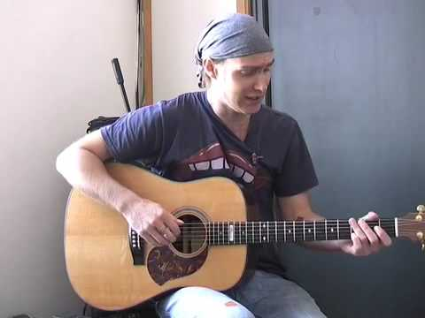 Justin's Maton Messiah (GG-102) How to play