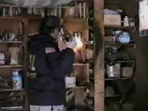 Inside the Unabomber's Cabin