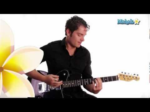 "How to Play ""Fresh Prince of Bel Air"" TV Theme Song on Guitar"