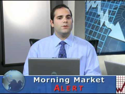Morning Market Alert for August 8, 2011