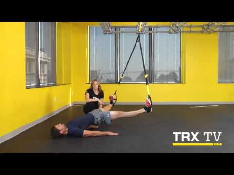 Exercises To Build Core Strength: TRX TV November Week 1 Sequence