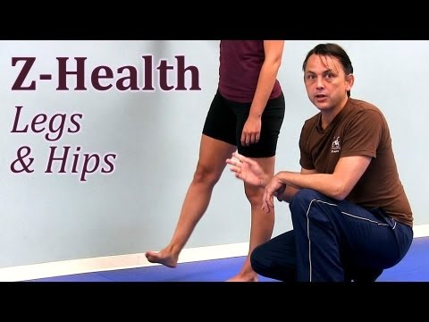 Z Health for Legs & Hips: Stop Pain & Improve Performance | Fitness & Body Work Austin