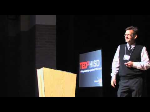 TEDxHISD -- Jason Darnell - History Class Needs Its Own Revolution!