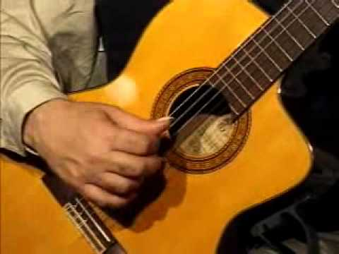 Classical Guitar Lesson - 120 Finger Picking Excercises For The Right Hand By Mauro Guiliani #17