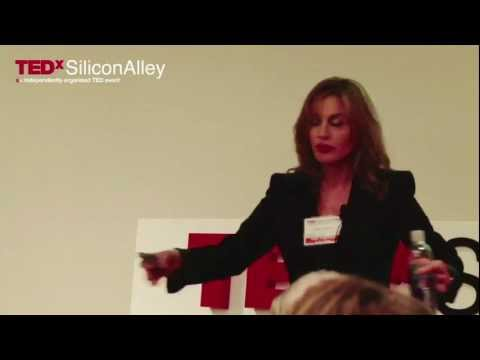 TEDxSiliconAlley, 2011 - Kelly Hadous - Conversation in the Short Attention Span World