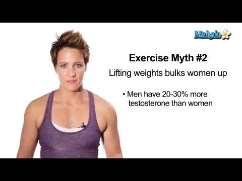 Top 3 Exercise Myths