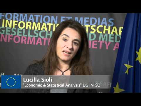 Global Information Technology Report 2011 - Lucilla Sioli