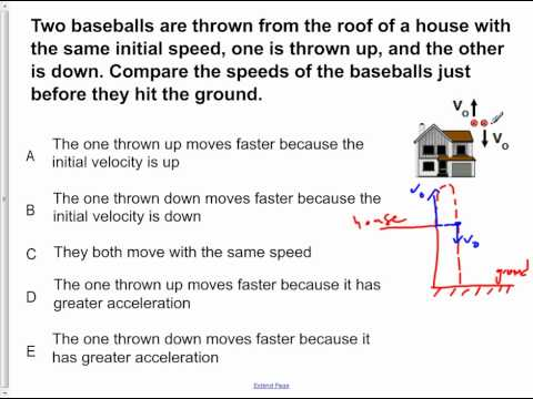 AP Physics B Kinematics Presentation #27