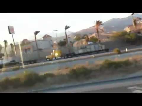 Wind farm in palm springs ca.