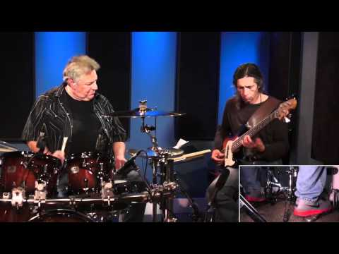 Playing With A Bass Player - Free Drum Lessons