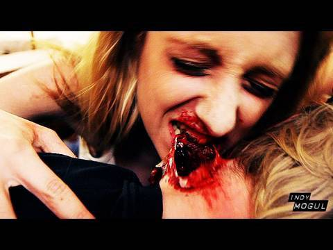 Hot Girl Zombie Bite : How to : BFX